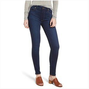 NEW- PAIGE Hoxton High Waist Ankle Skinny Jeans